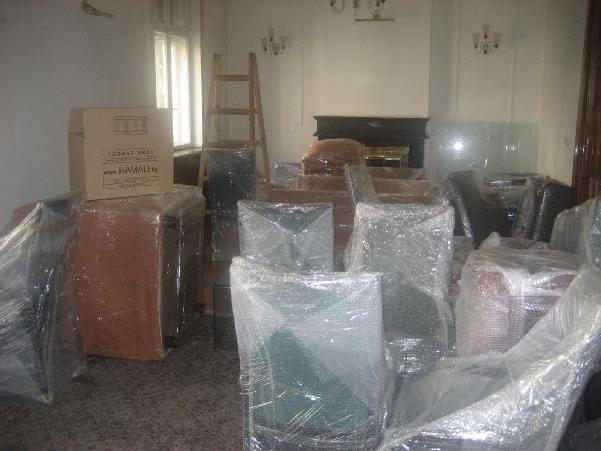 Какво да правим с багажа при преместване на дома?